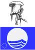 Qualitätssiegel - maritim - von DMYV + DSV und Umweltauszeichnung Blaue Flagge