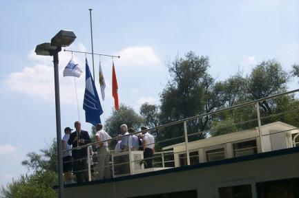 Blaue Flagge 2002