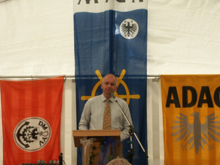 Blaue Flagge 2003 BW