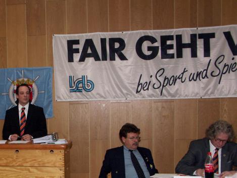 Jahreshauptversammlung LVM-RLP 2009