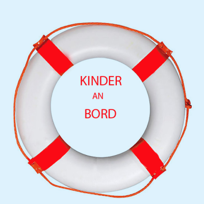 Kinder an Bord
