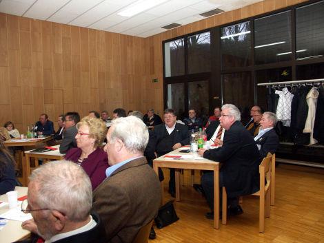 Jahreshauptversammlung 2011 LVM-RLP