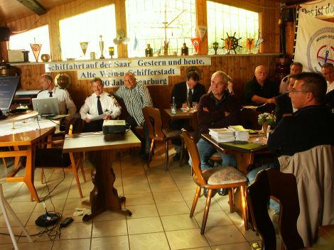LVM-Seminar Saarburg 2011