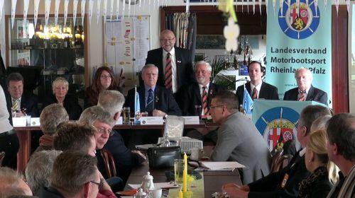 LVM-RLP Jahreshauptversammlung