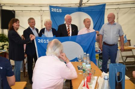 Verleihung Blaue Flagge