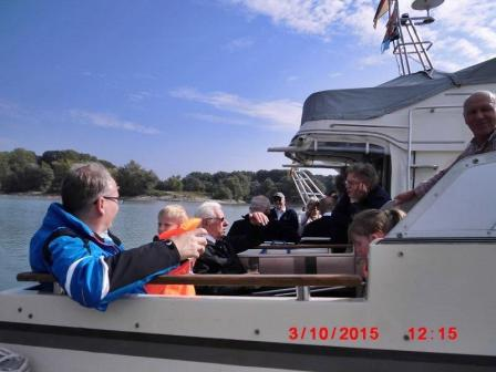 Abfahrt 2015 MC-Altrip