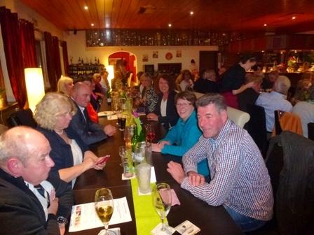 Jahreshauptversammlung 2015 Yacht-Club Otterstadt im Angelwald
