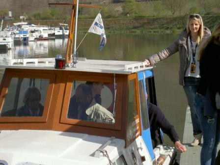 Sportbootführerschein Senheim