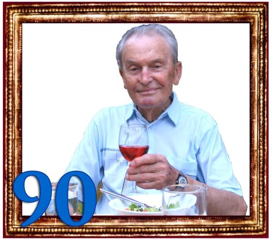 90. Geburtstag Dr. Johannes Schmidt