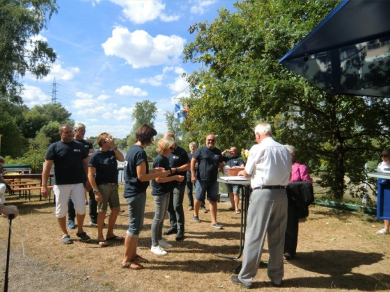 Riverbootparty und Blaue Fagge 2018 - MCA